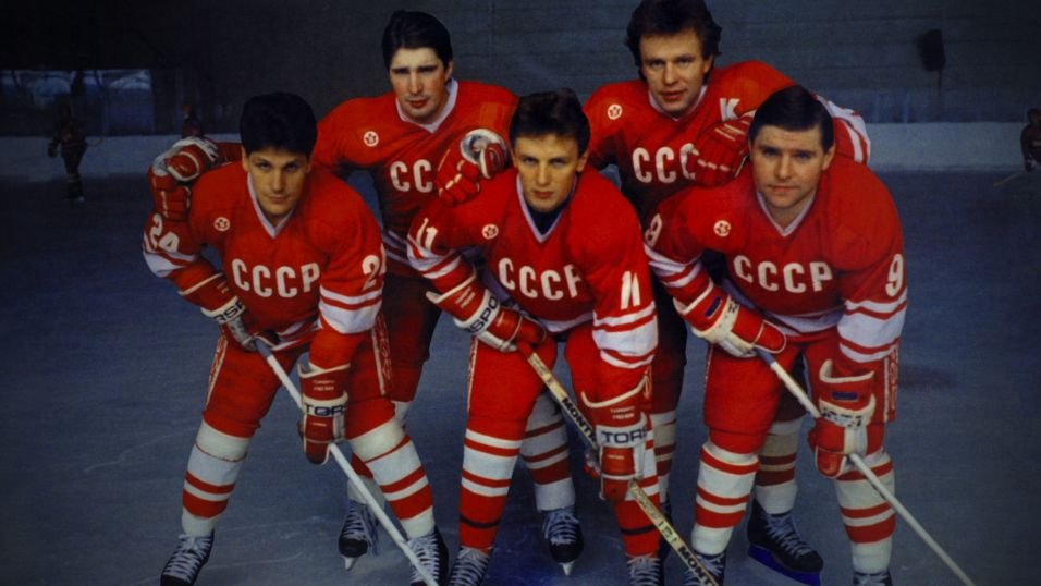 Get your skates on for Cold War sporting doc Red Army