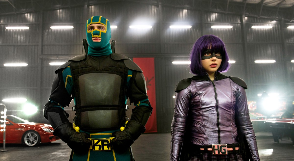 Kick-Ass 2 opens a mid-sized can of meta whoop-ass