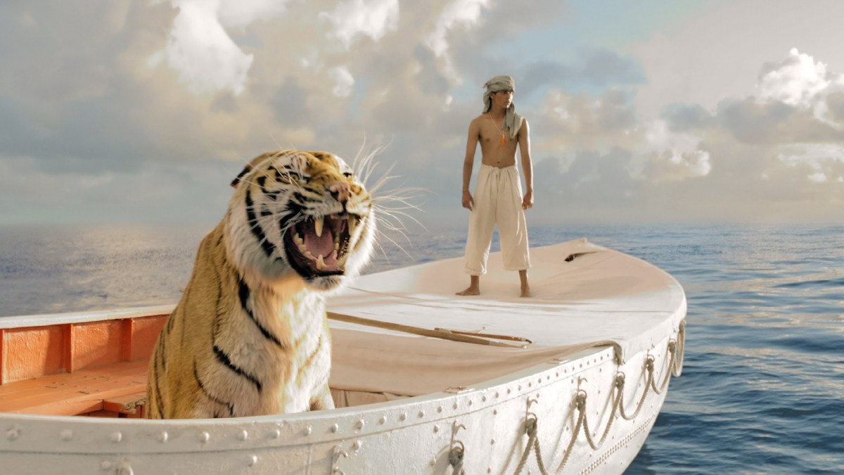 Life of Pi (or, Piscine's Wager) is a minor miracle of cinema
