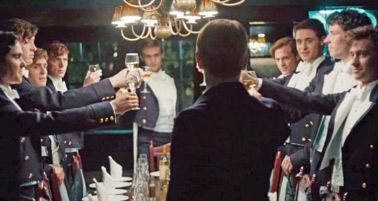 The Riot Club is, worryingly, a bit of a blast