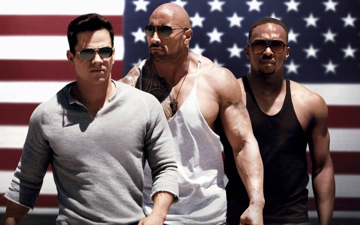 Michael Bay's Pain & Gain might actually be worth the effort of watching…