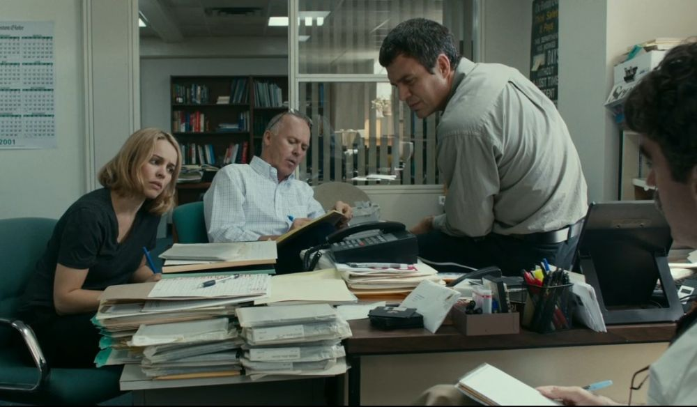 Spotlight digs deep and finds light in the darkness
