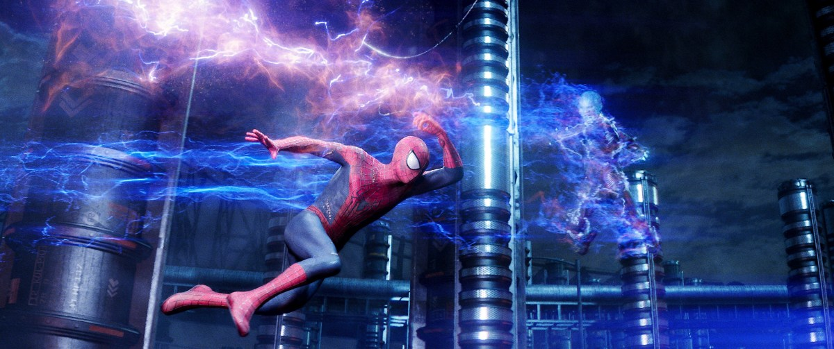 The Amazing Spider-Man 2 is shockingly average
