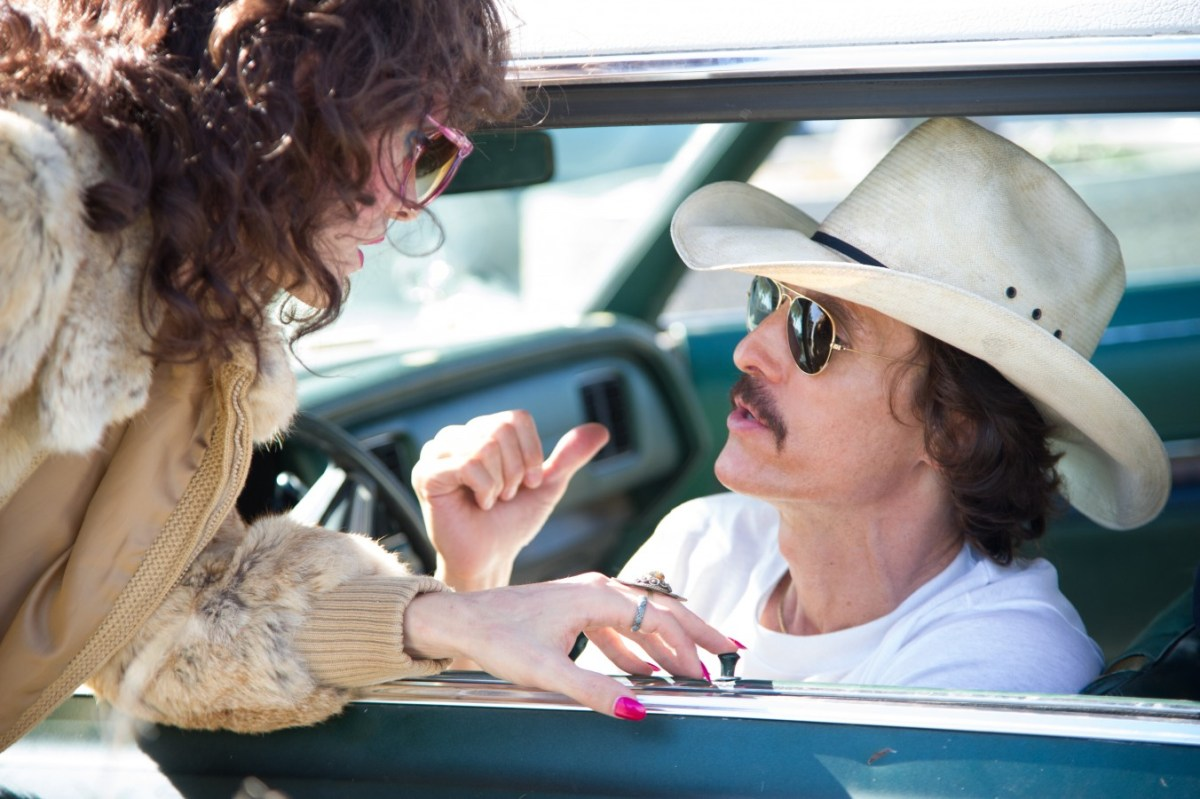 Dallas Buyers Club is a life-affirming tonic of a film