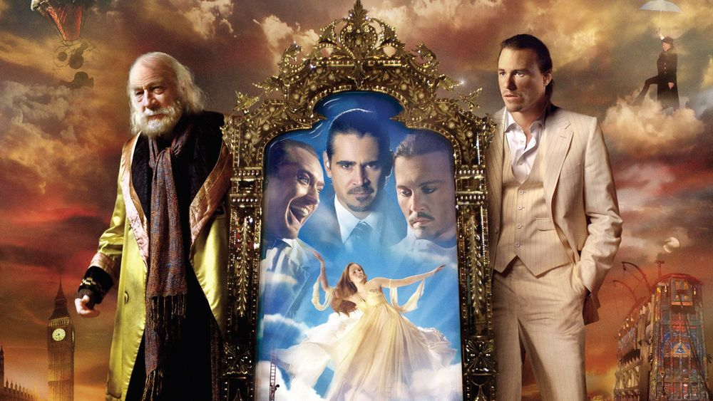 The Imaginarium of Doctor Parnassus is one half poet, one half charlatan, and entirely nuts