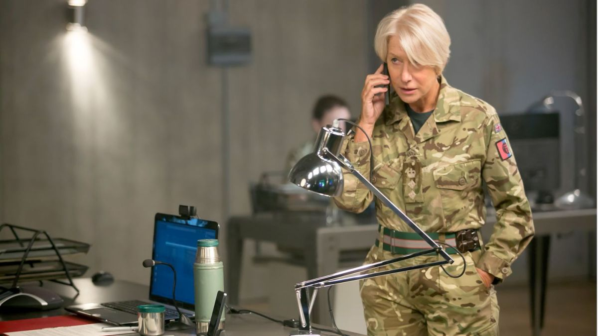 Eye in the Sky is a timely look at drone warfare (RIP, Alan Rickman)