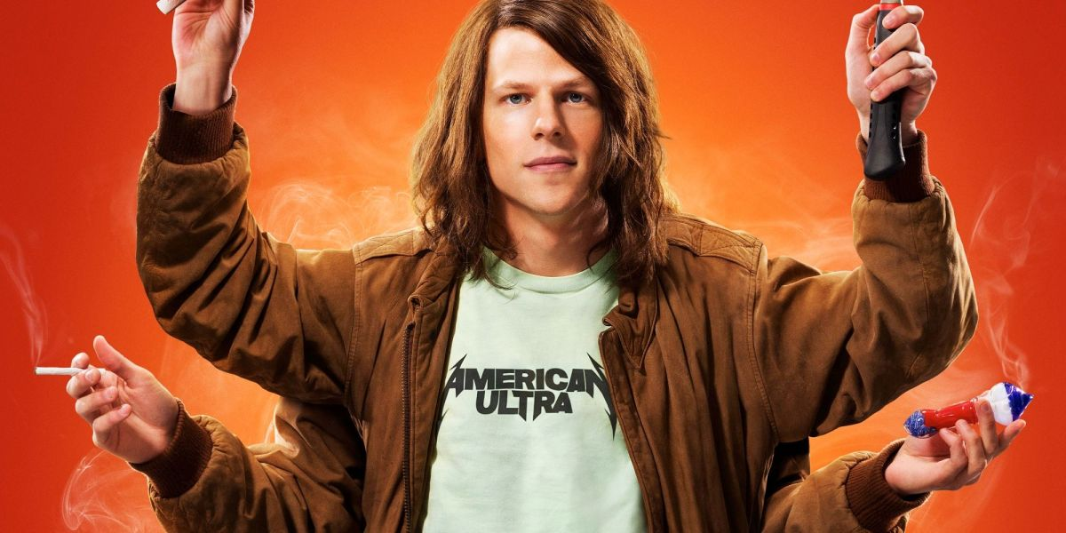 American Ultra is the stoner-MK Ultra actioner we've all been waiting for (maybe)