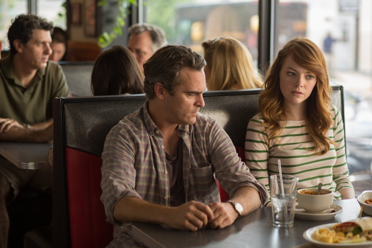 Irrational Man is the cinematic equivalent of artisanal popcorn