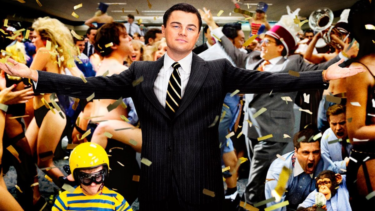 The Wolf of Wall Street: Scorsese howling into the void?