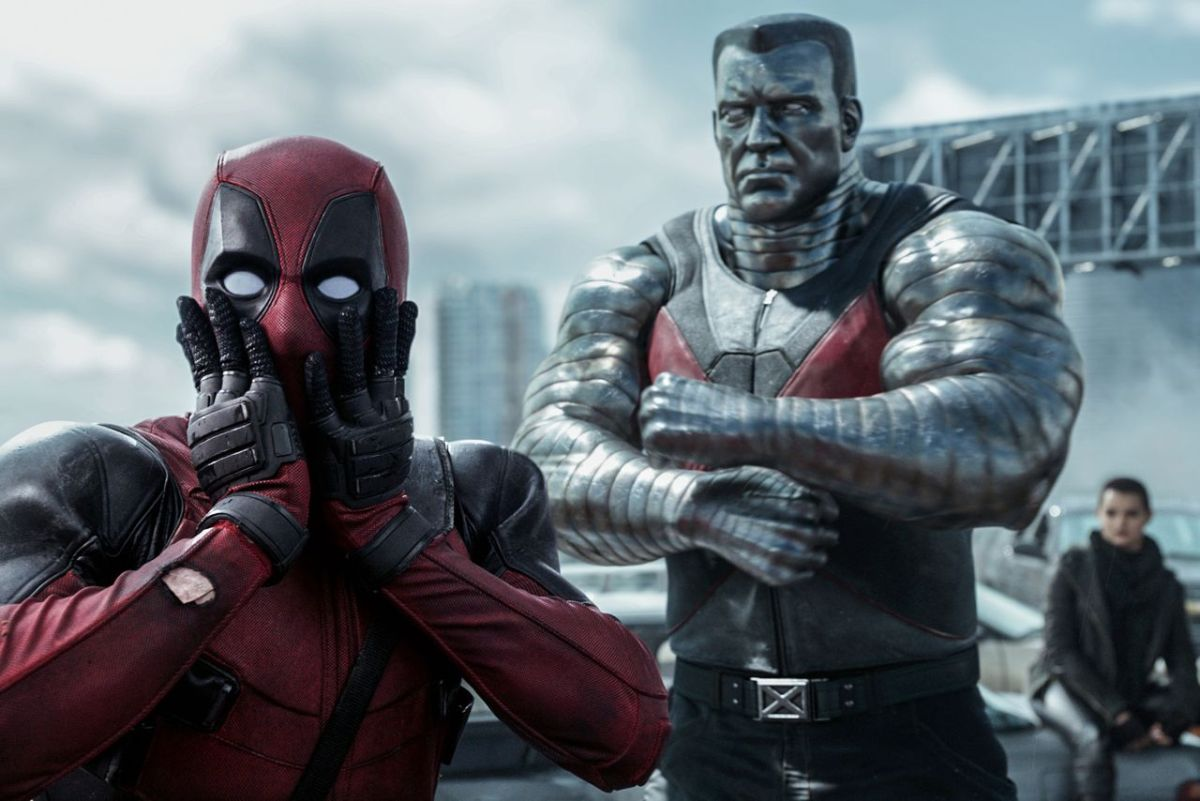 Deadpool is one half fourth-wall-breaking fun, one half totally run-of-the-mill superhero movie