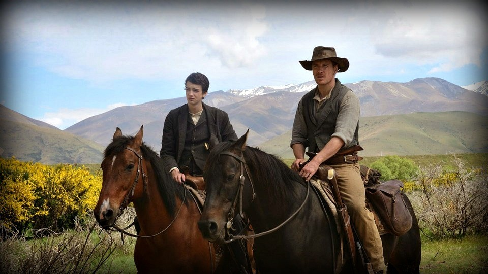 Slow West, my son: Go see