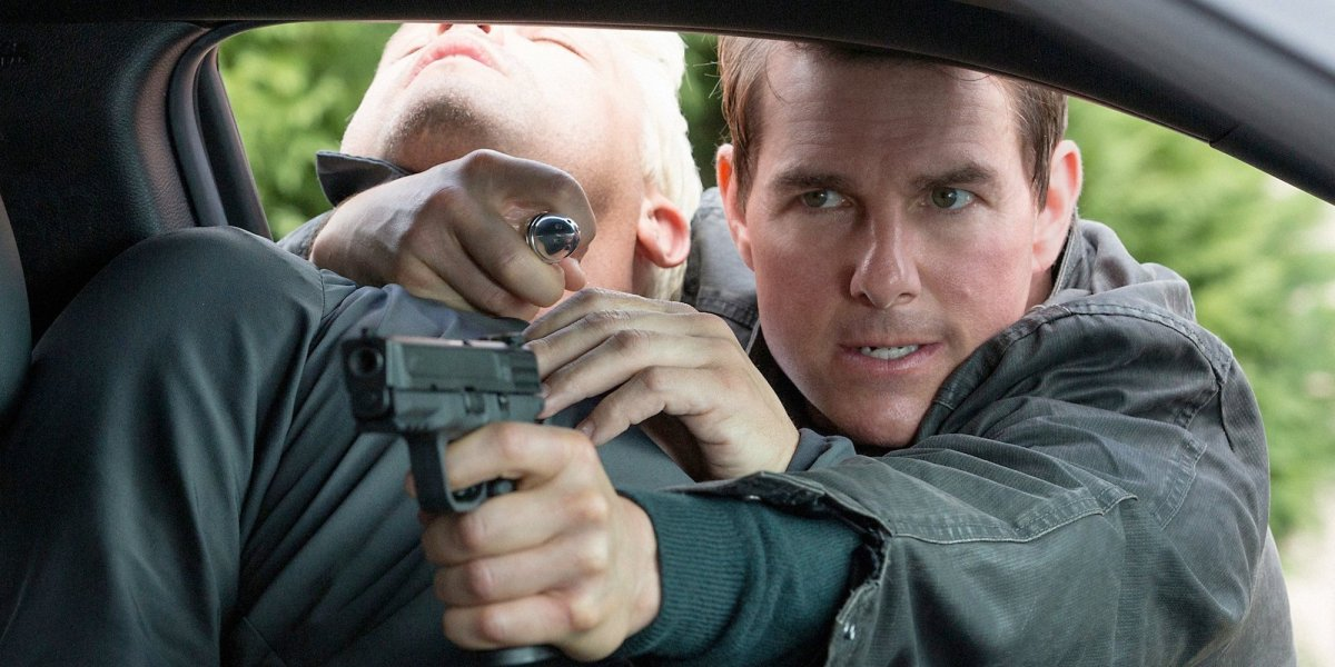Jack Reacher: Never Go Back – why bother?