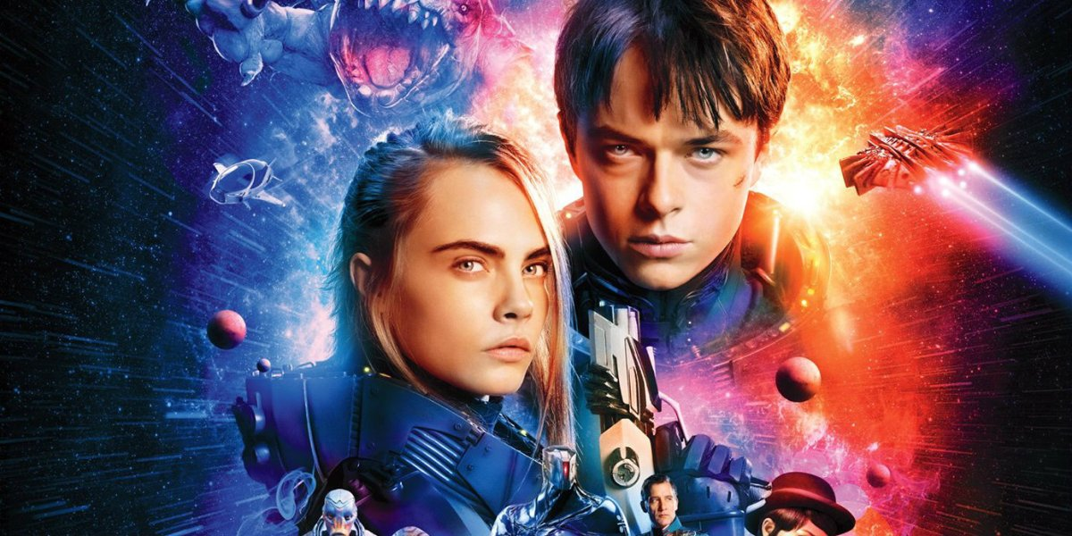 REVIEW: Valerian and the City of a Thousand Planets makes imagination boring