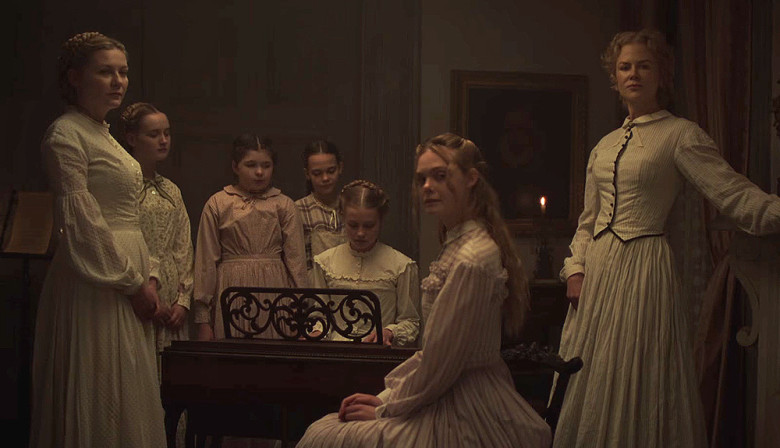 REVIEW: The Beguiled (2017) replaces melodrama with subtle, sultry power play