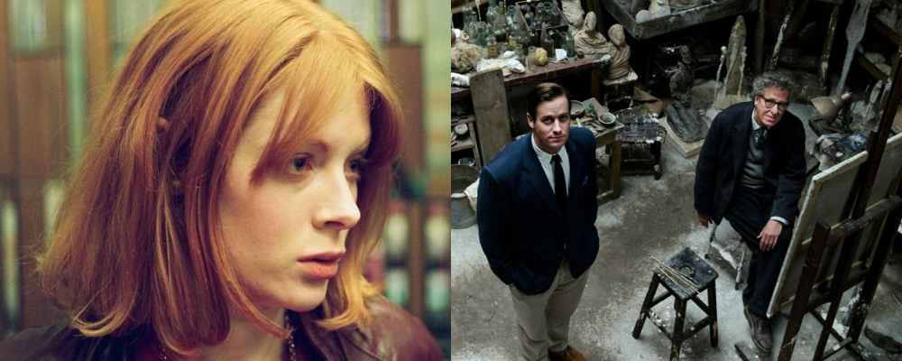REVIEW DOUBLE BILL: Daphne & Final Portrait