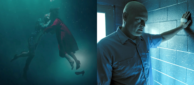 REVIEW: The Shape of Water & Brawl in Cell Block 99 (LFF Day 6)