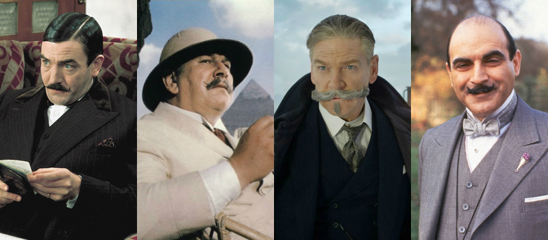 Little Grey Celluloid: Some Thoughts on Poirot in Film (and TV)