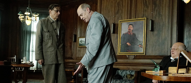 REVIEW: The Death of Stalin