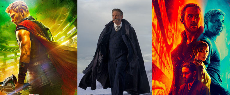 PODCAST: Blade Runner 2049, Orient Express, & Thor: Ragnarok [Electric Shadows]
