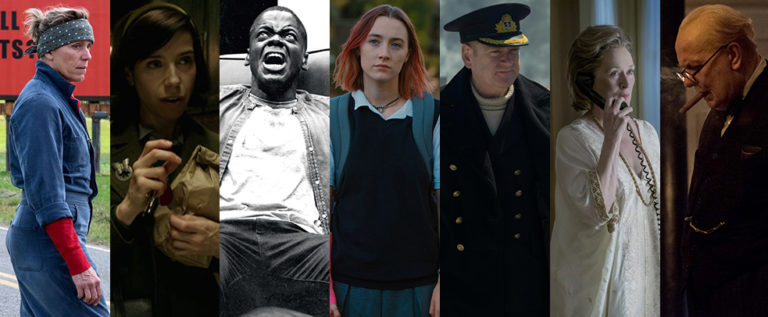 PODCAST: 2018 Oscar Nominees [Electric Shadows]