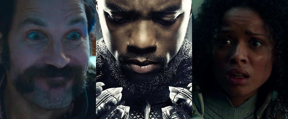 PODCAST: Black Panther, The Cloverfield Paradox & Mute