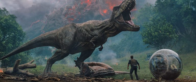 PODCAST: Jurassic World: Fallen Kingdom [Electric Shadows]