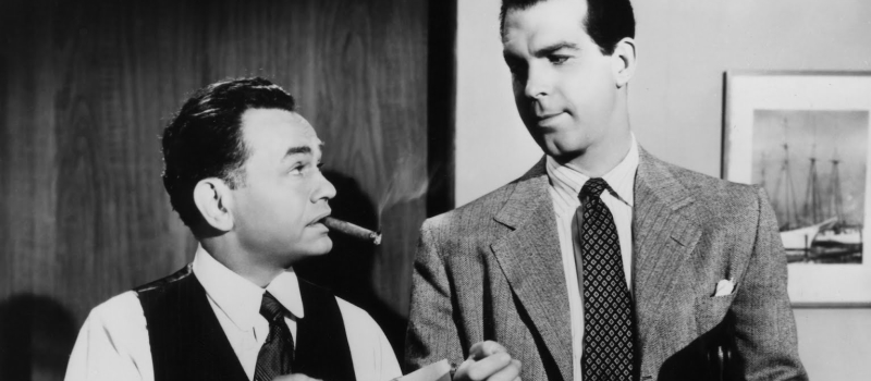 RETROSPECTIVE: Double Indemnity, or an Ode to Keyes
