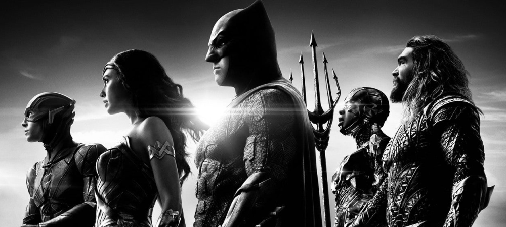 PODCAST: Zack Snyder's Justice League (AKA The Snyder Cut) [Movie RobCast]