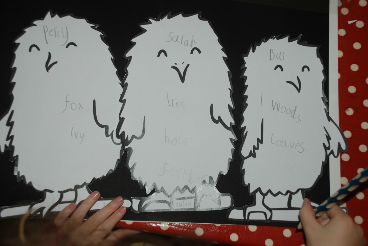 The Owl S Lesson And Owl Babies