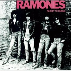 Rocket to Russia LP Cover