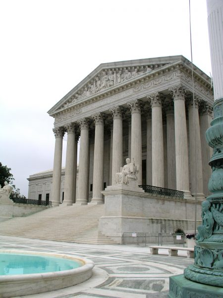 Supreme Court by kconnors at Morguefile