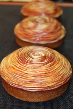 טארט תפוחים - צילום: שחר שמשון