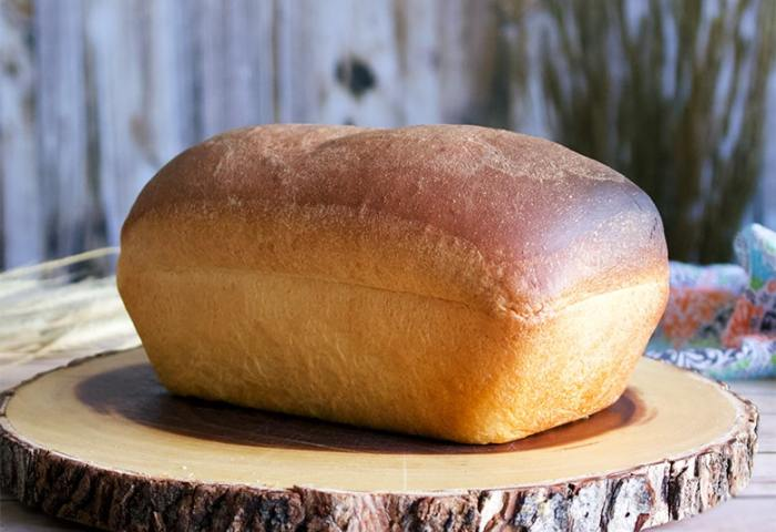 Simple Homemade White Bread Recipe Of Batter And Dough