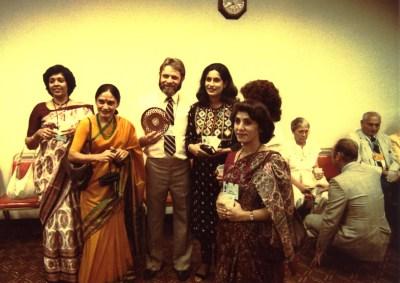 India Delegation