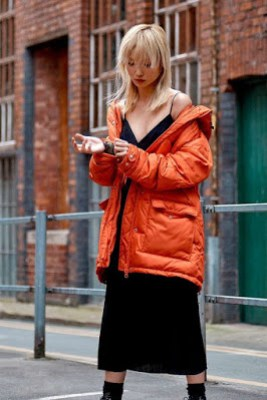 doudoune-orange-tendance