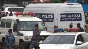 polizia etiope