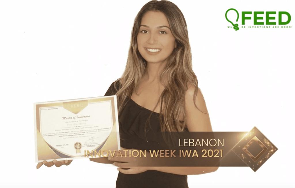award ceremony pic
