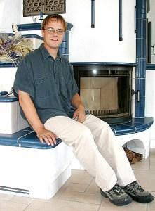 Ofenbaumeister Peter Spinde