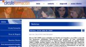 Circulo formacion .es, web de la semana