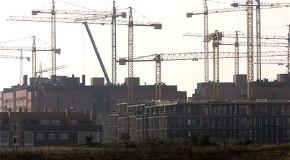 Primer semestre: La construcción baja un 70%