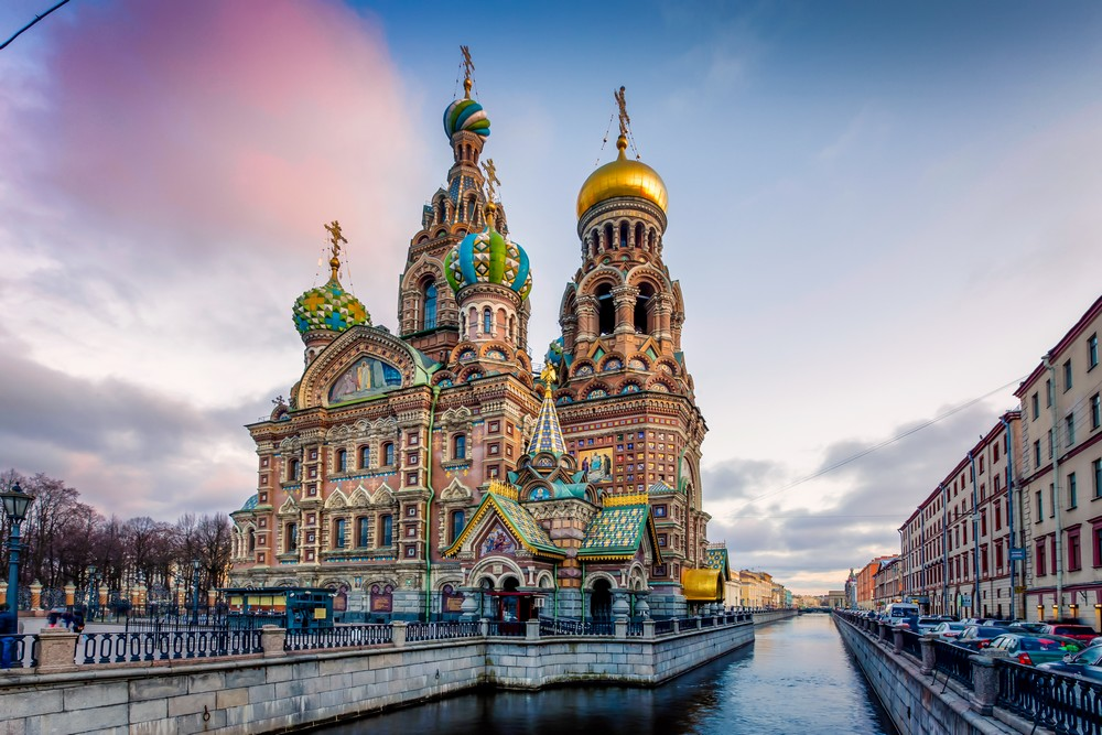 Zboruri ieftine catre Sankt Petersburg, Rusia, incepand cu 47 euro (dus-intors)