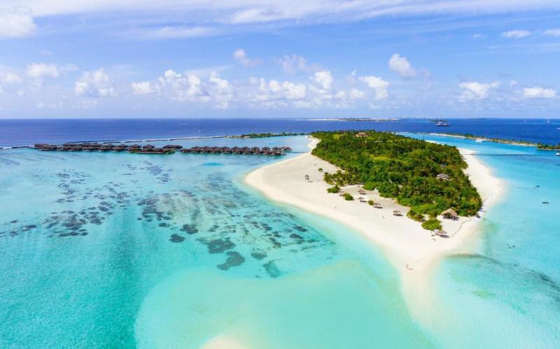 Vila cu gradina – Maldive – 101 EUR/noapte – Anulare gratuita – Iulie