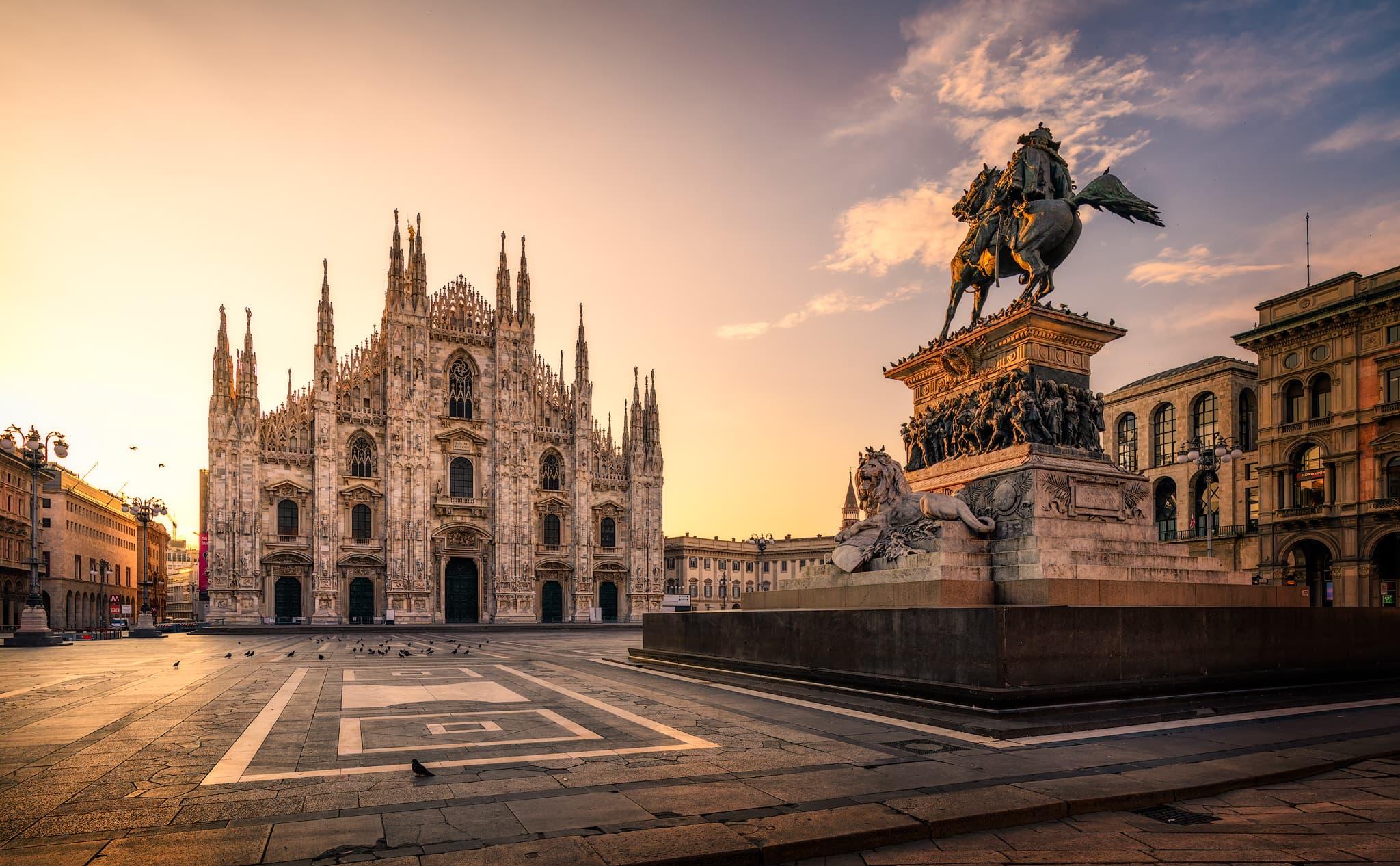 Despre Milano (Italia), cand sa mergi, perioade bune si atractii turistice