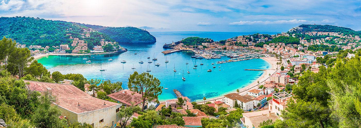 Zboruri Palma de Mallorca de la 54 EUR dus-intors – PROMOTIE