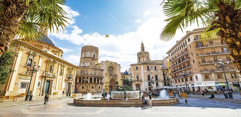 Weekend prelungit in Valencia, Spania – de la 101 euro/persoana