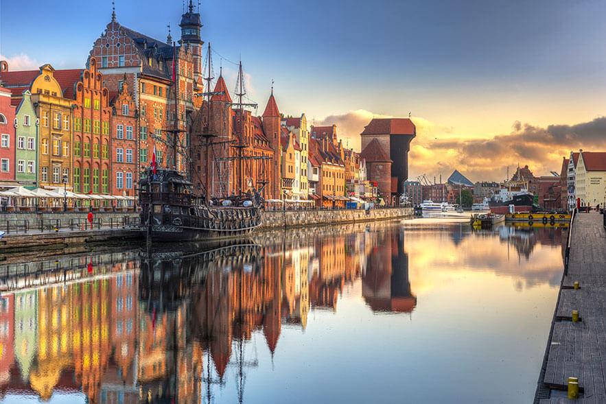 Despre Gdanks (Polonia), cand sa mergi, perioade bune si atractii turistice