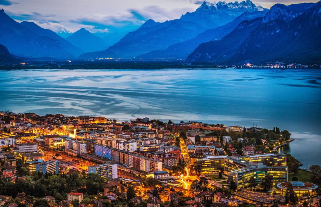 Zboruri catre Geneva, Elvetia – de la 59 EUR dus-intors