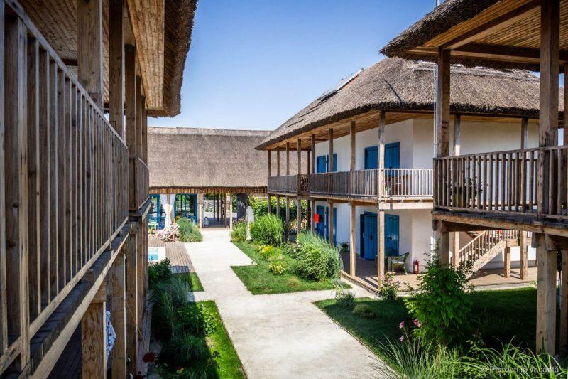 Cea mai frumoasa locatie din Delta Dunarii – Limanul Resort