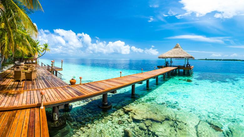 Zboruri ieftine catre Maldive de la 584 euro (dus-intors)