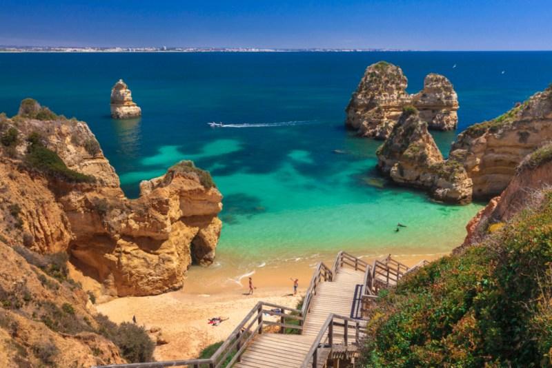 Despre Faro, Algarve (Portugalia), cand sa mergi, perioade bune si atractii turistice